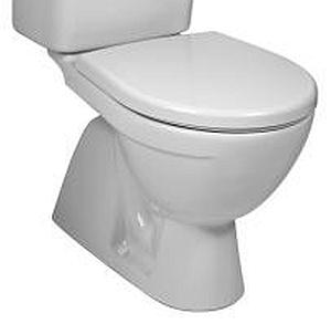 Jika LYRA PLUS wc mísa, svislý odpad 8.2438.7.000.000.1