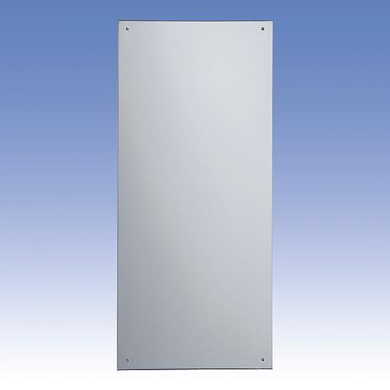 SANELA Nerezové zrcadlo (900 x 400 mm) SLZN 55 95550
