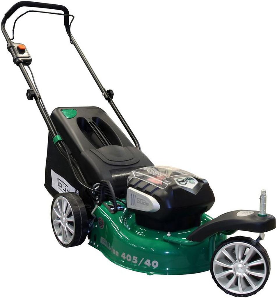 GÜDE 405/40-2.5 S TRIKE Akumulátorová sekačka na trávu 95880