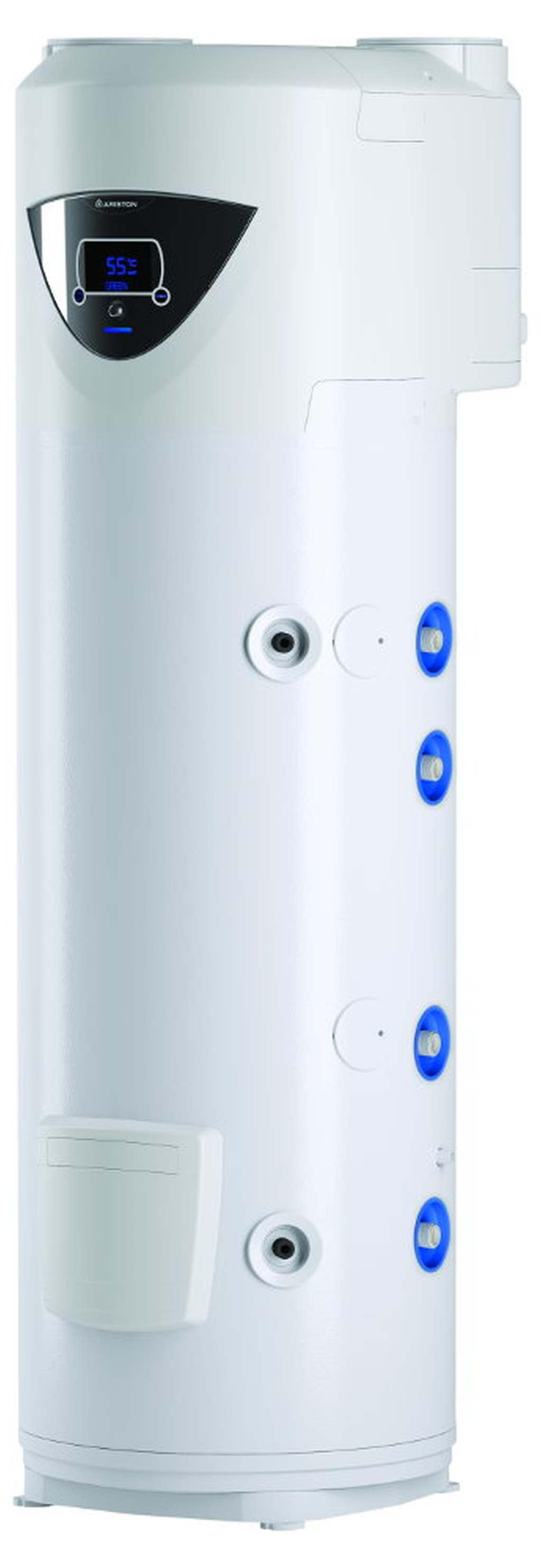 ARISTON NUOS PLUS 250 TWIN SYS Ohřívač vody s tepelným čerpadlem 250 l 3079055