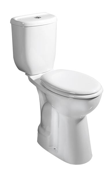 SAPHO SENIOR BD301.410.00 WC kombi mísa pro tělesně postižené 36,3x67,2cm, spodní odpad