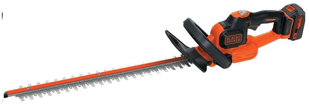 BLACK & DECKER GTC18504PC Aku nůžky na živý plot 18V