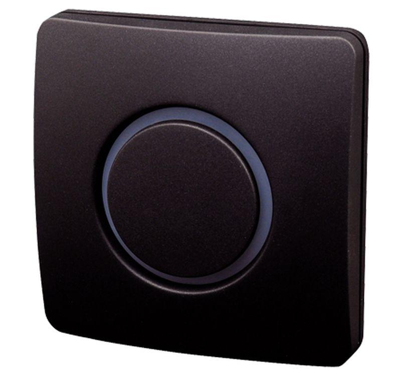 ELEKTROBOCK bezdrátový zvonek BZ10-5 antracit 1005elb