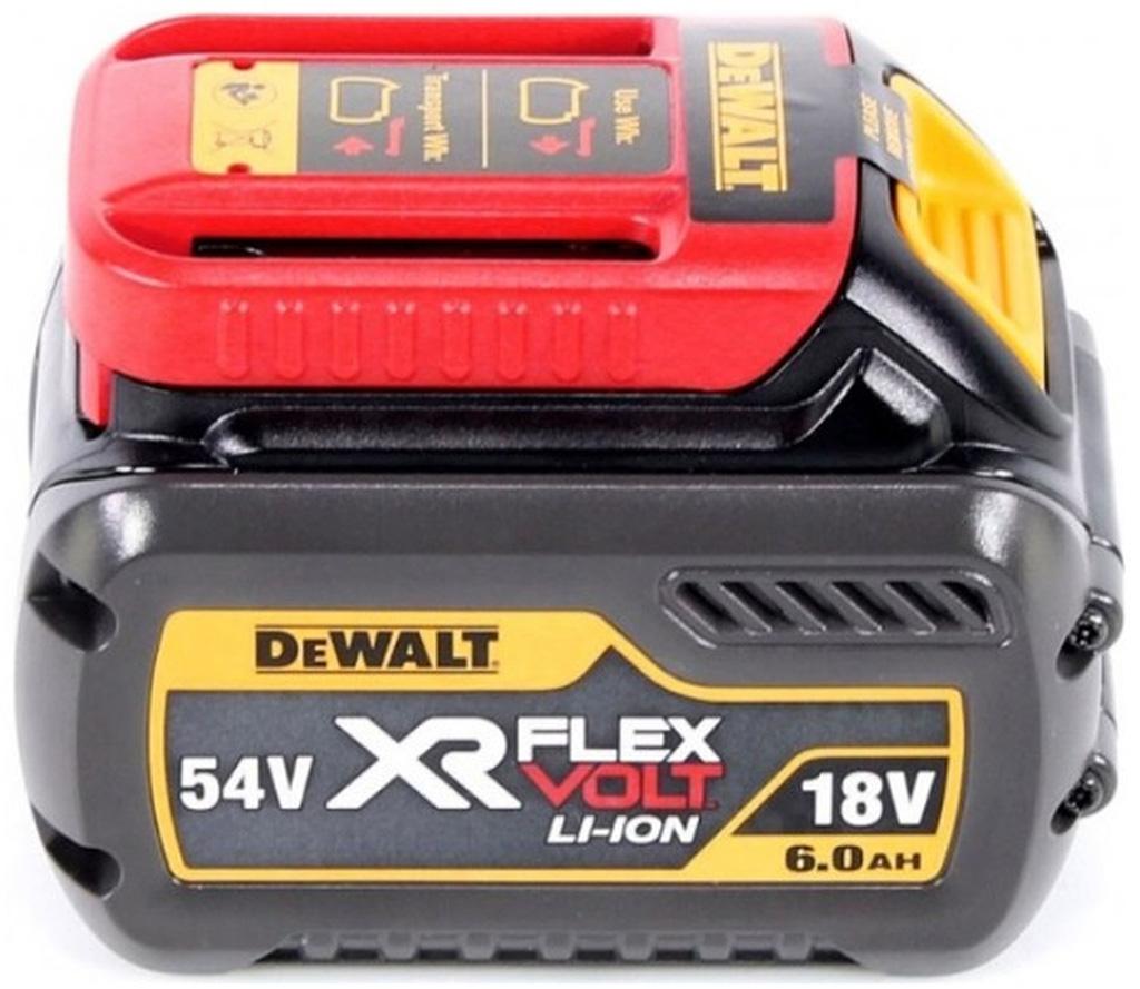DeWALT Akumulátor 54V 6,0Ah Li-Ion XR DCB546