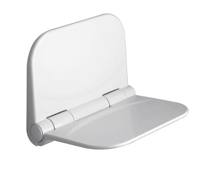 SAPHO DINO DI82 sedátko do sprchy, 38x30cm, sklopné, bílá