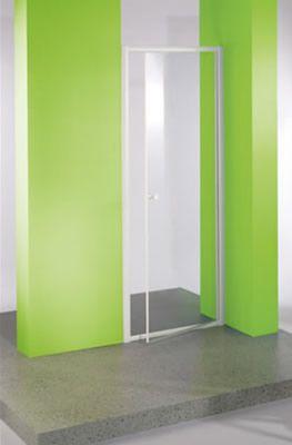 RONAL Sprchové dveře DRT Tango 1000/1850 bílá, DRT10000430