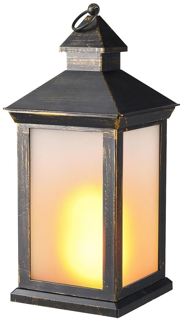 EXTOL LIGHT lucerna LED s plamenem 43402