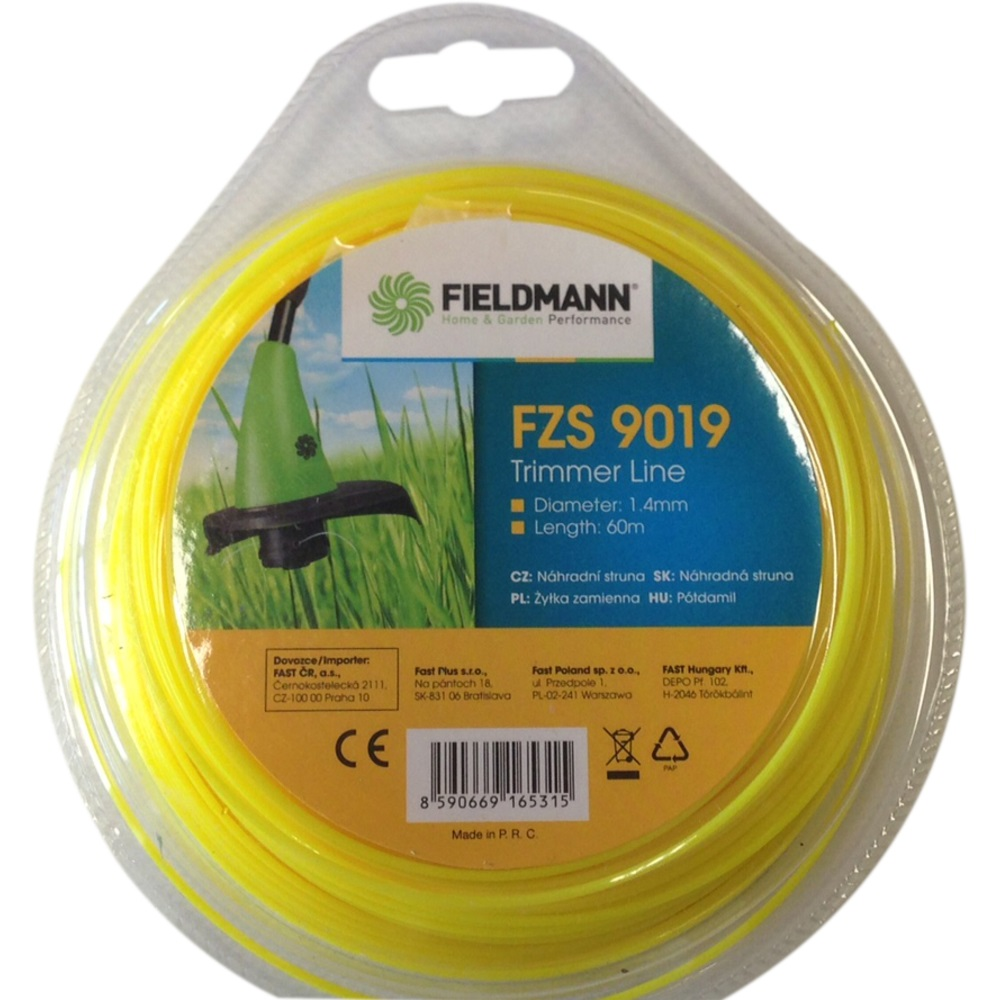 FIELDMANN FZS 9019 Struna 60m*1.4mm 50001705