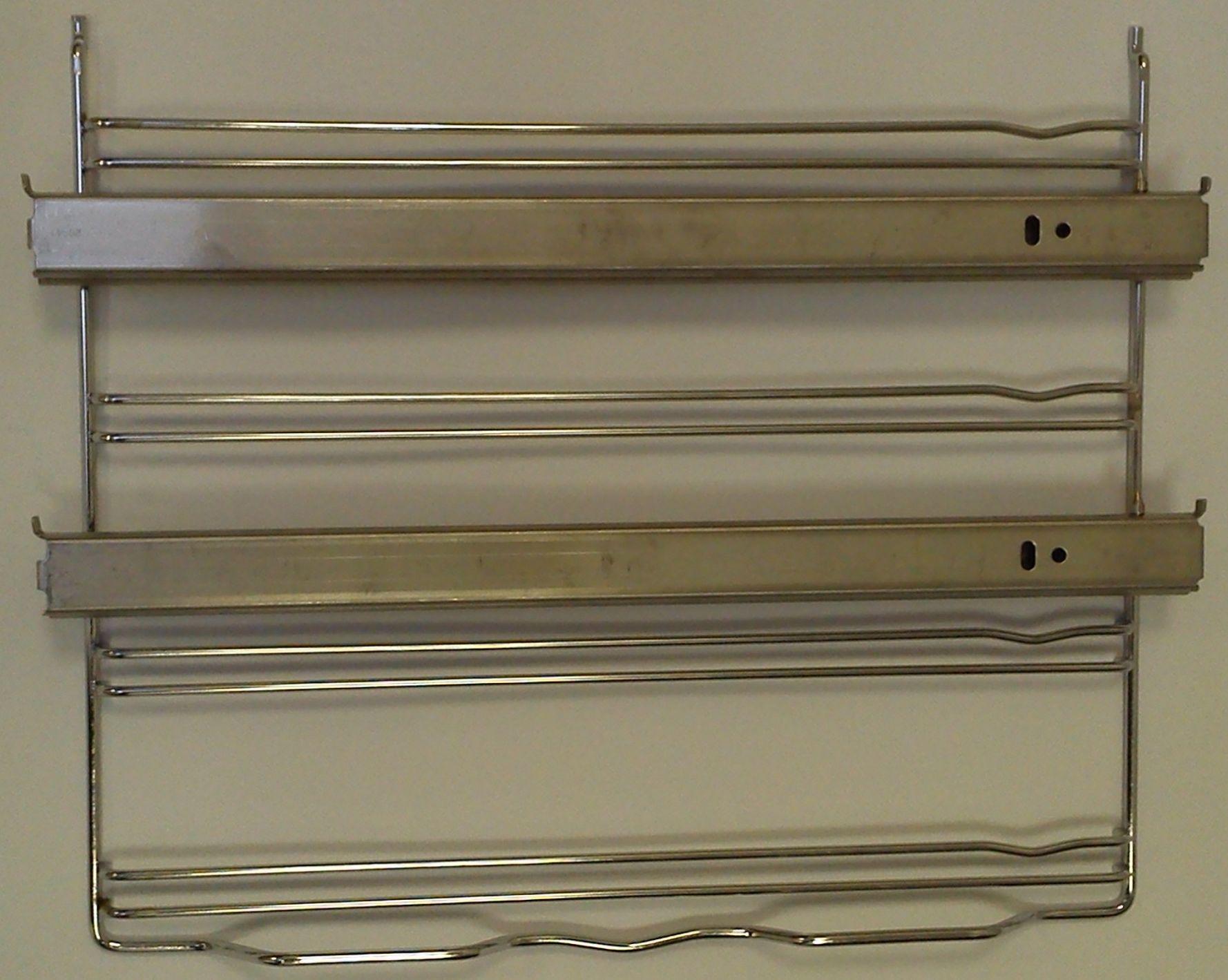 Franke FTV 2 - 2 páry teleskopický výsuv 112.0285.089