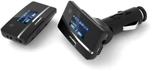 HYUNDAI FMT 212 MP FM Transmitter a MP3 přehrávač