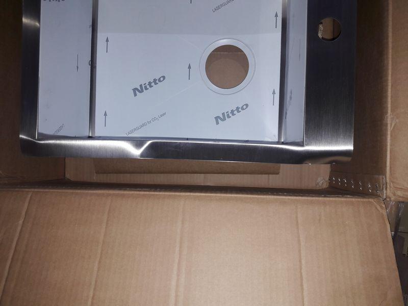 VÝPRODEJ Franke Planar PPX 251/651 TL /7, 1000x512 mm, nerezový dřez levý + sifon 127.0203.468 OHLE HRANY