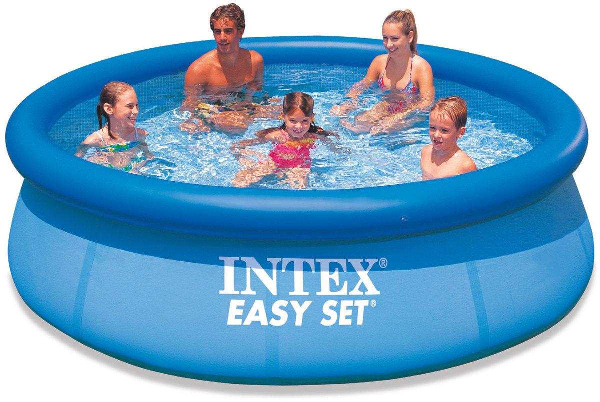 INTEX Bazén Easy Set Pool 457 x 84 cm, 28156