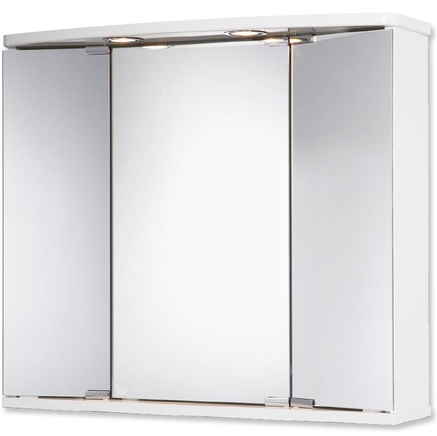 JOKEY FUNA LED Zrcadlová skříňka - bílá