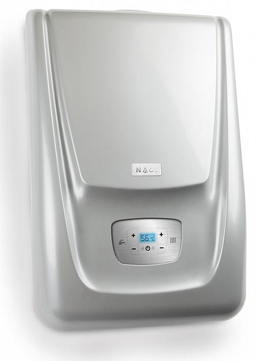 VIADRUS K4 kondenzační plynový kotel 24kW, stříbrná K4G1H24ZS