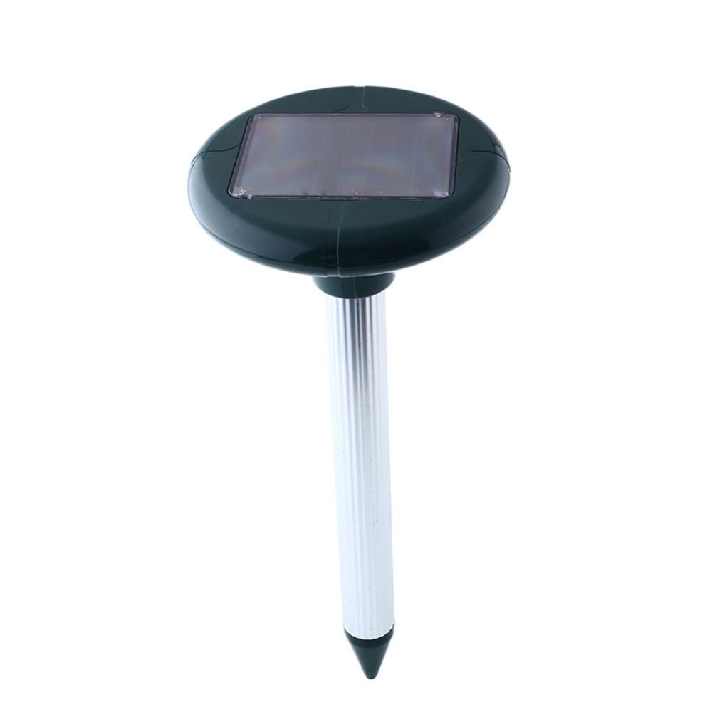 Solární venkovní ultrazvukový odpuzovač - plašič hlodavců, hadů a hmyzu 32664165330