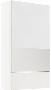 KOLO Nova Pro zrcadlová skříňka 49 cm, závěsná, lesklá bílá 88431