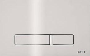 KOLO Elegant ovládací tlačítko pro instalační modul, chrom 94151-002