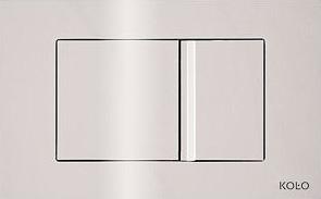 KOLO Play ovládací tlačítko pro instalační modul, chrom 94152-002