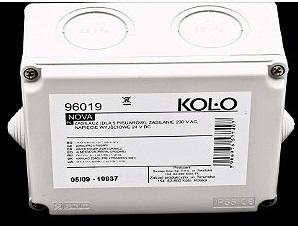 KOLO Elektrický napájecí zdroj pro 5 pisoárů 96019