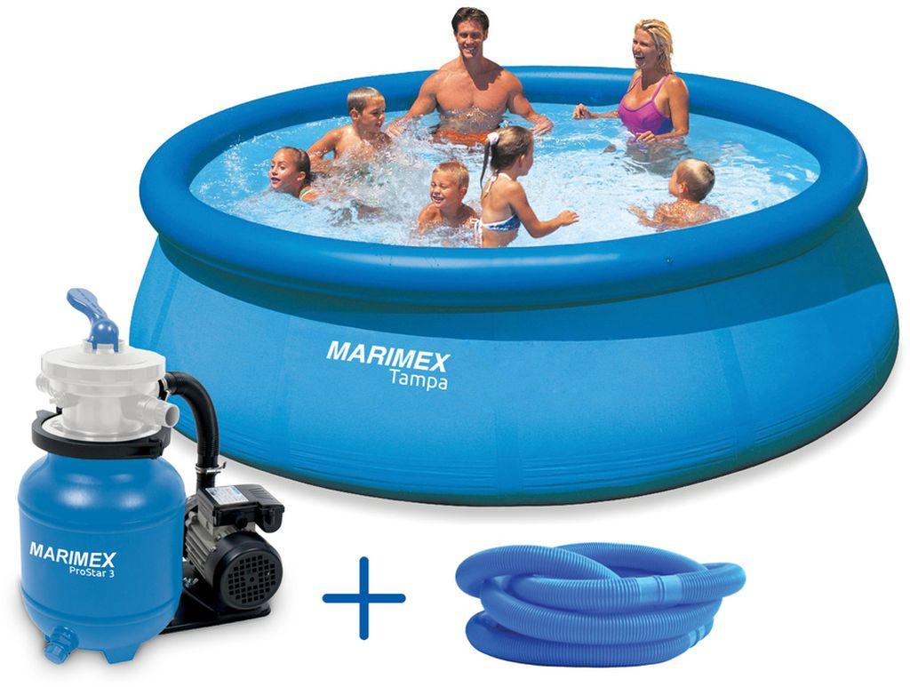 MARIMEX Bazén Tampa 4,57 x 1,22 m s pískovou filtrací ProStar 3 10340175