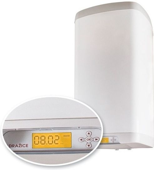 DRAŽICE OKHE SMART 80 Elektrický ohřívač smalt. (model 2015) 140111601