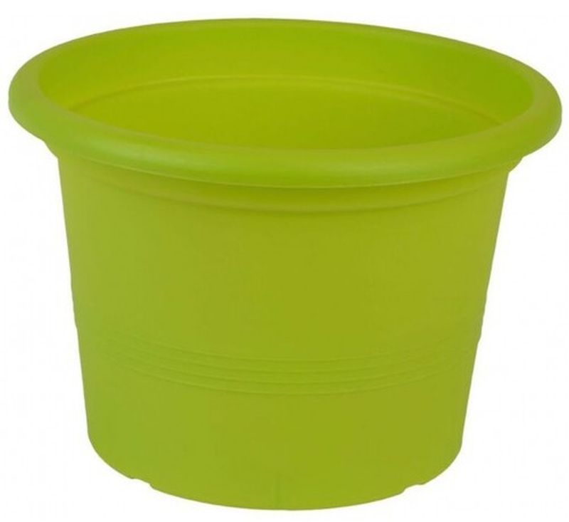 PLASTKON Květináč Campanula 50 cm hráškově zelená