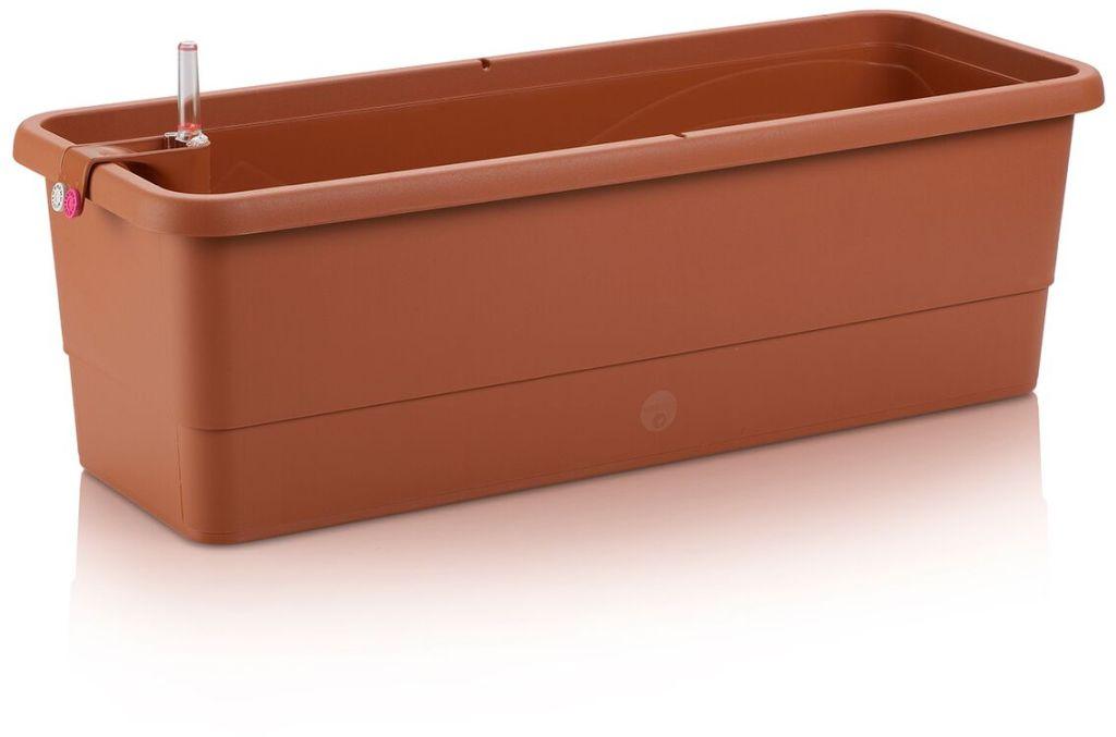 PLASTKON Samozavlažovací truhlík Smart Systém Gardenie 40 cm terakota