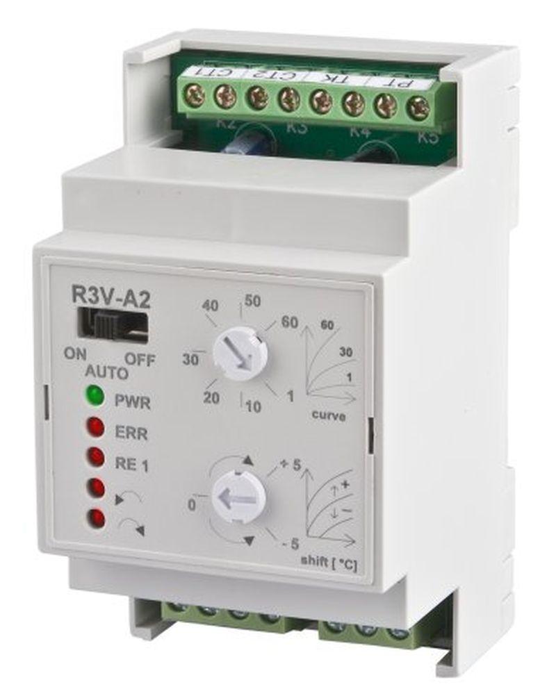 ELEKTROBOCK R3V-A2 Regulátor tří/čtyřcestných ventilů