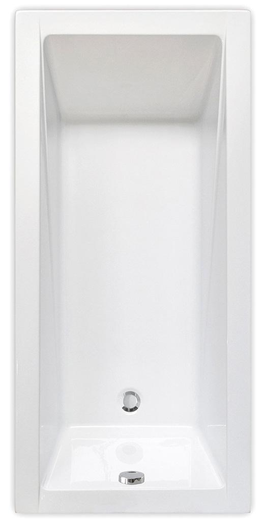 ROLTECHNIK Obdélníková akrylátová vana CLASSIC PRO/150 9040000