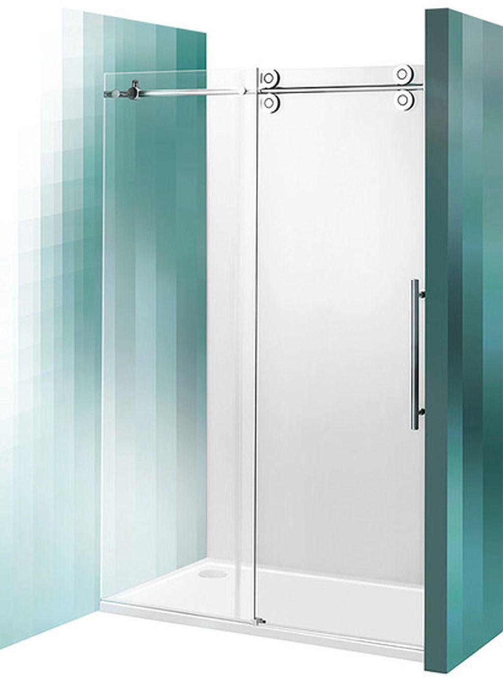 ROLTECHNIK Posuvné sprchové dveře do niky KID2/1500 brillant/transparent 970-1500000-00-02