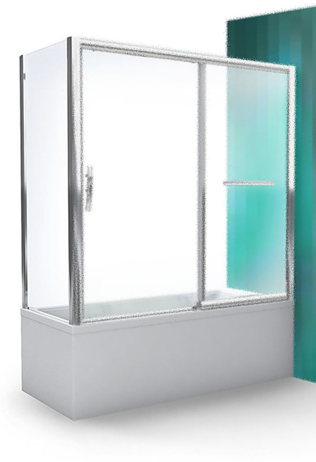 ROLTECHNIK Boční stěna PXVB/750 brillant/transparent 452-7500000-00-02