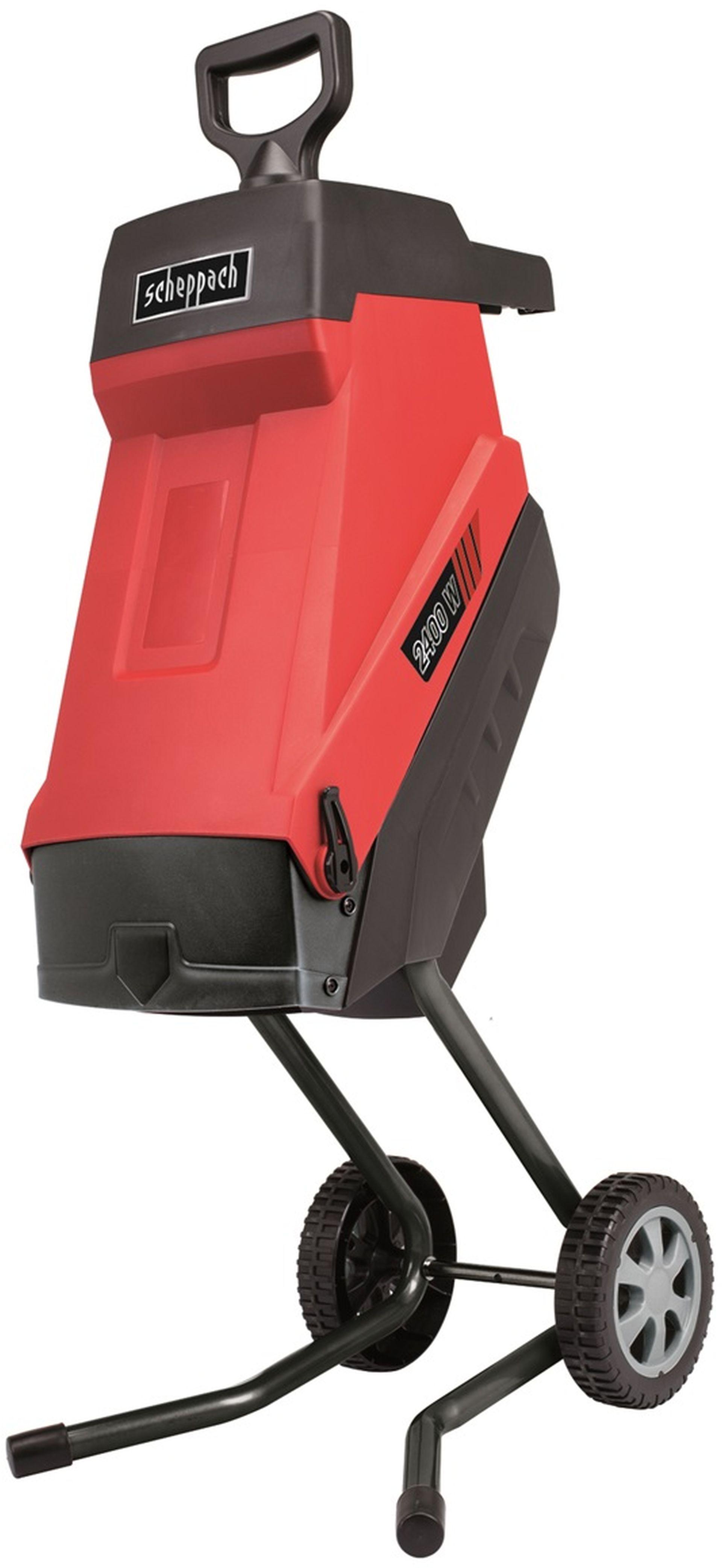 SCHEPPACH GS 55 - elektrický nožový drtič větví 2400 W 5904404901