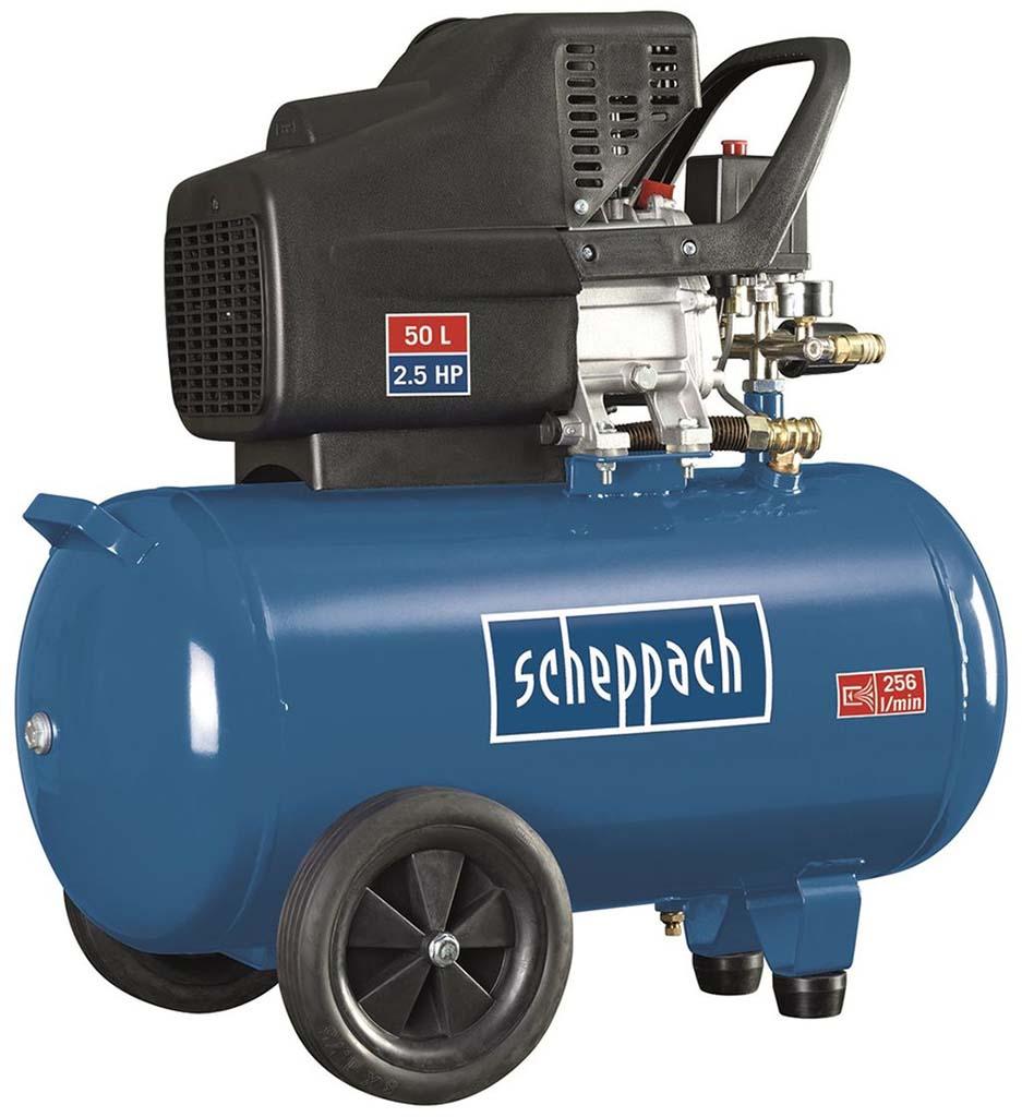 SCHEPPACH HC 51 olejový kompresor 50 l 5906107901