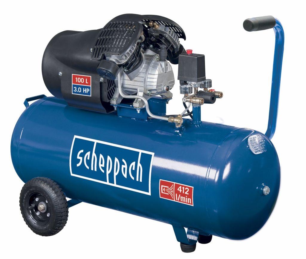 SCHEPPACH HC 100 DC olejový kompresor 100 l 5906120901