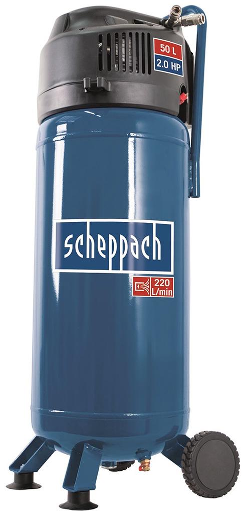 SCHEPPACH HC 51 V bezolejový vertikální kompresor 5906125901