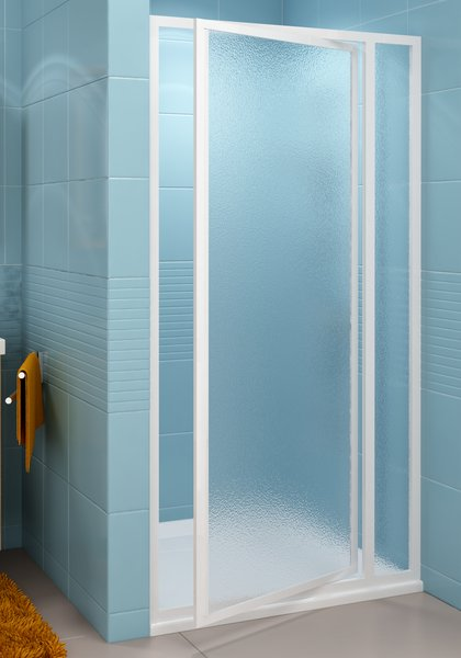 RAVAK Supernova SDOP-100 sprchové dveře otočné, white+pearl 03VA010011