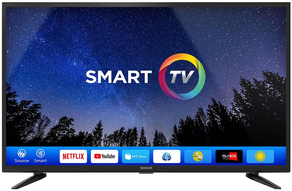 SENCOR SLE 32S601TCS SMART TV LED televize 35053776