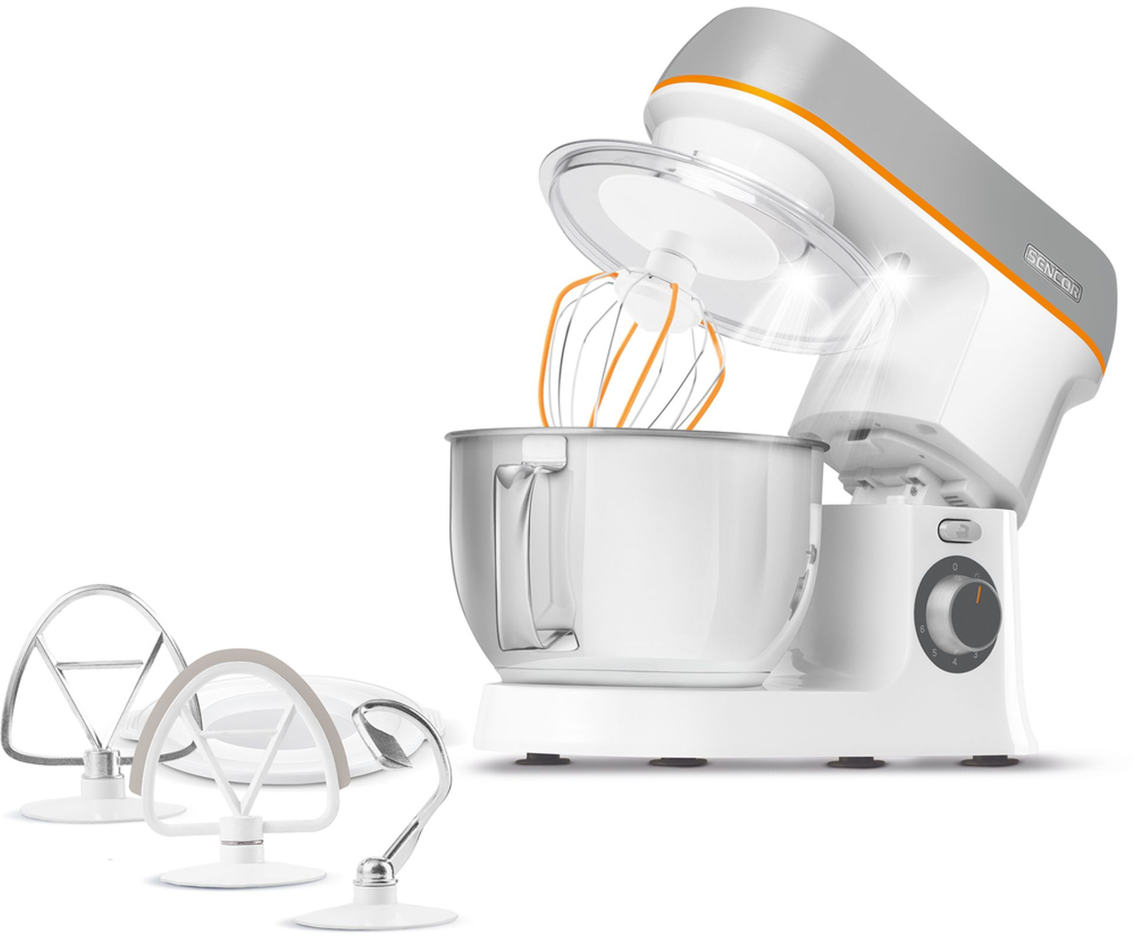SENCOR STM 3730SL-EUE3 Kuchyňský robot 41010397