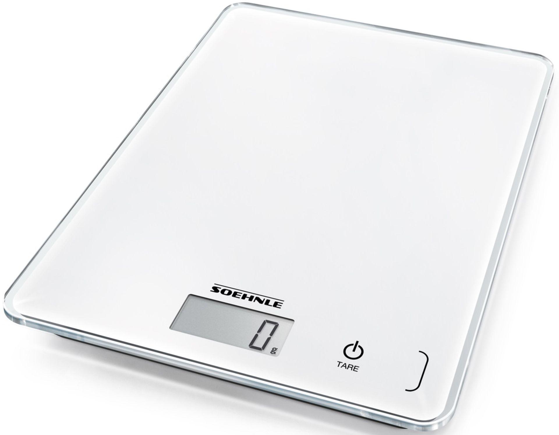 SOEHNLE Page Compact 300 Digitální kuchyňská váha 61501