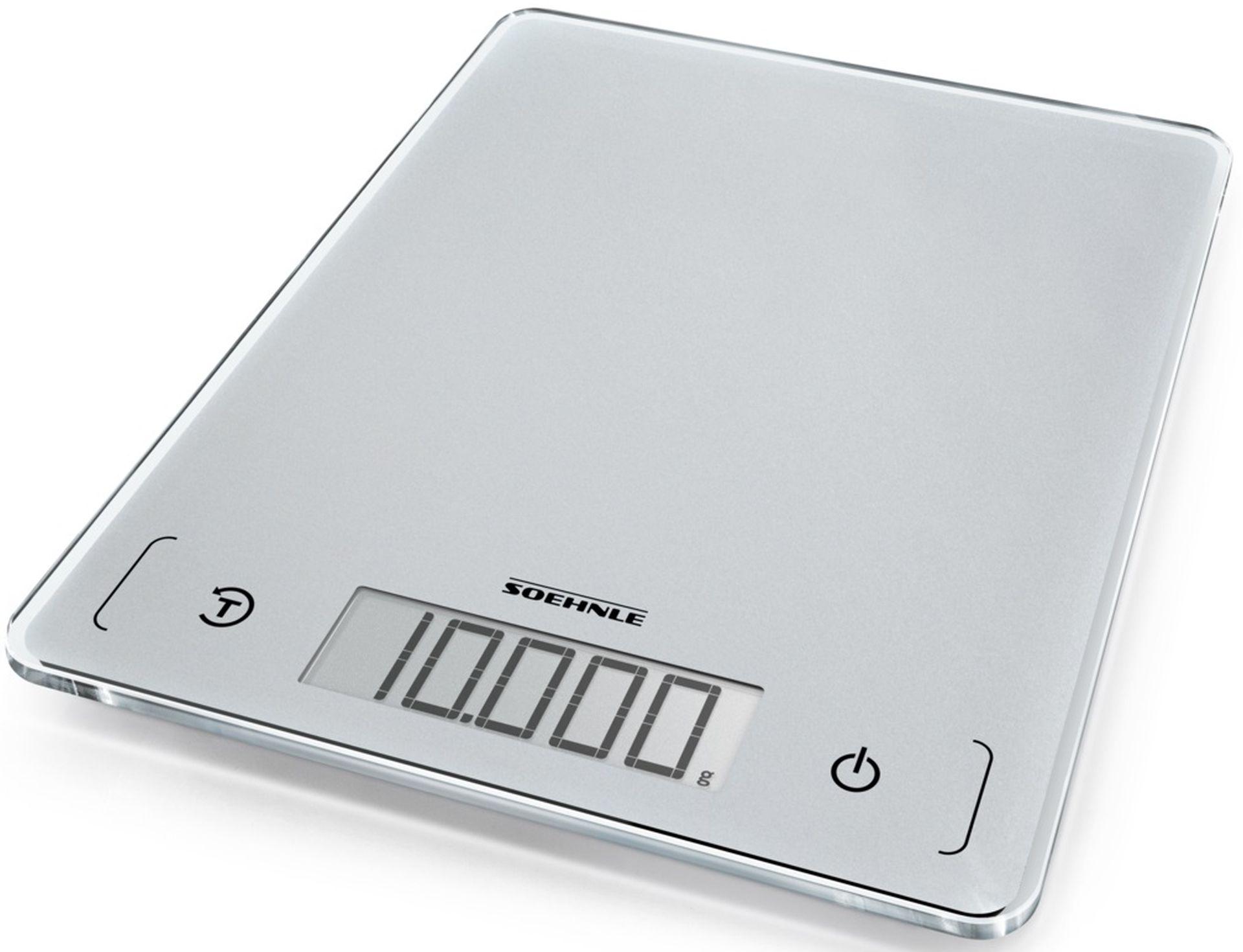 SOEHNLE Page Comfort 300 Slim Digitální kuchyňská váha 61504