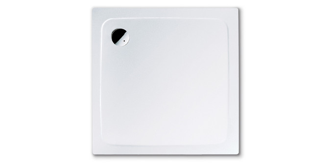 Kaldewei SUPERPLAN 400-1 sprchová vanička 70 x 90 x 2,5 cm, bílá, Antislip 430030000001