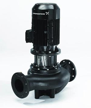 Grundfos In-Line čerpadlo TP 65-30/4 B 0.25 kW 340mm 96402221