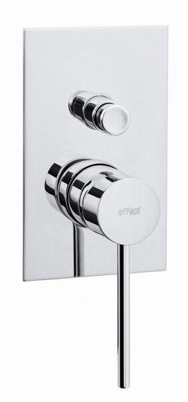 SAPHO THOR podomítková sprchová baterie, s přepínačem, chrom 9188