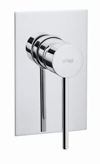 SAPHO THOR podomítková sprchová baterie, chrom 9189