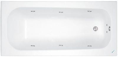 TEIKO Vana Klasik 120 obdélníková 120 x 70 cm - HTP systém BASIC V213120N04T01011