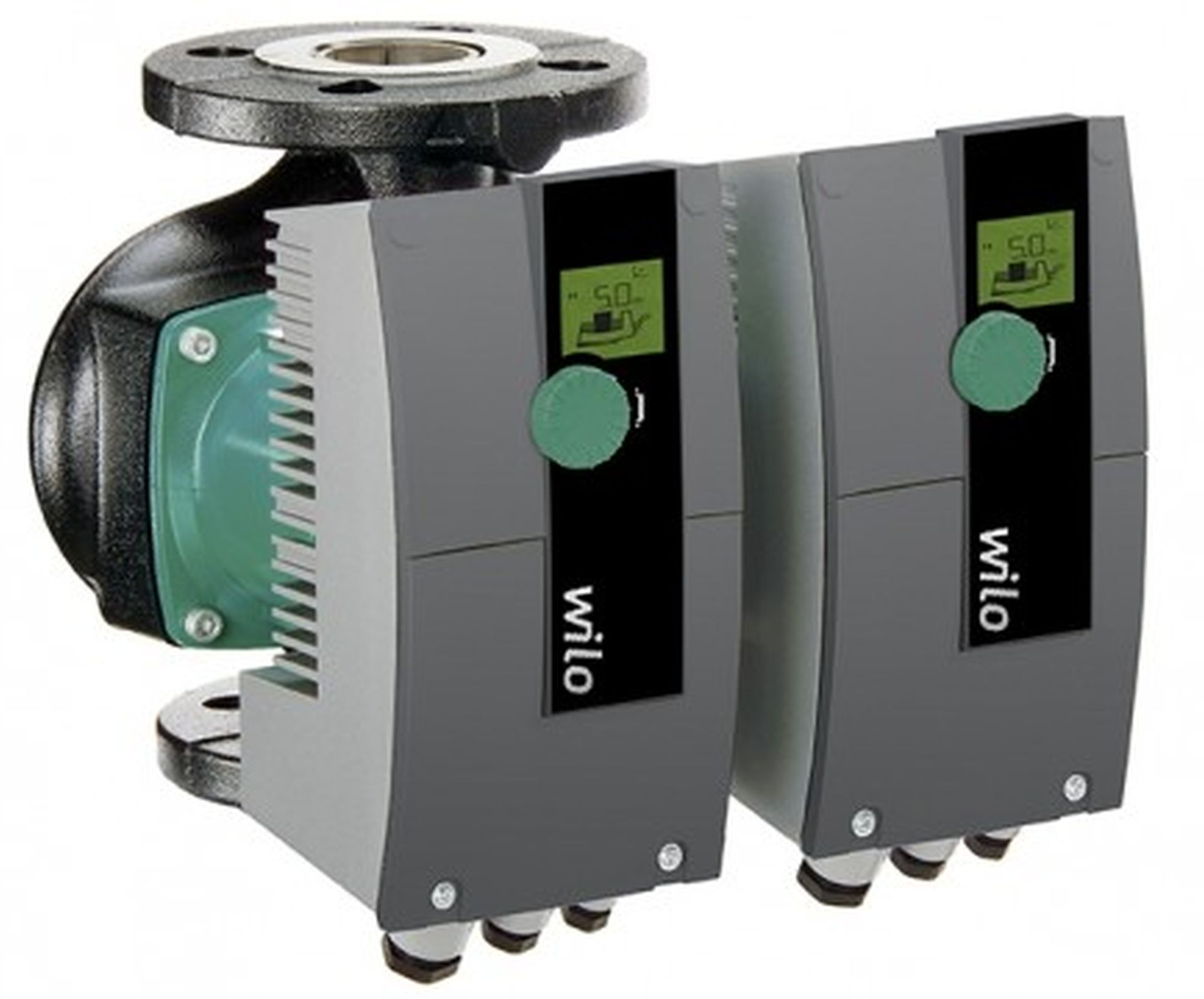 WILO Stratos-D 80/1-12 PN10, 360 mm oběhové čerpadlo 2150601
