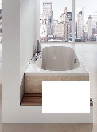 RAVAK Panel boční 80 R bílá X000001065