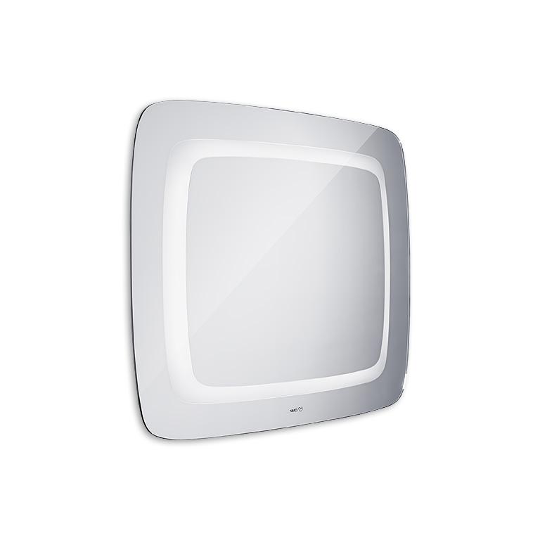 NIMCO Koupelnové podsvícené LED zrcadlo 600x800 ZP7001