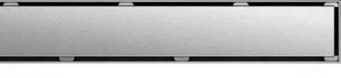 ACO ShowerDrain E designový rošt 700 mm, Solid 9010.59.22