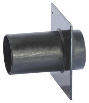ACO Stormbrixx adaptér pro připojení potrubí DN 110, PP 314026